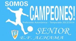 campeones 2013-2014
